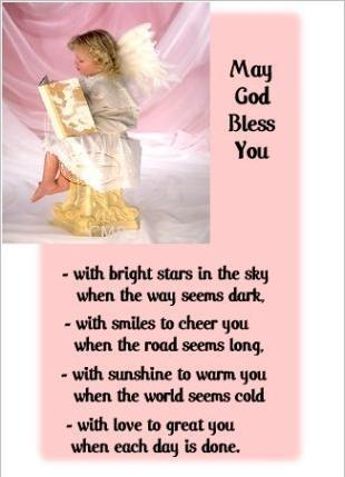 Angel Blessings Quotes